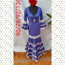 Traje de flamenca modelo 201882