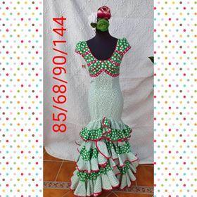 Tu traje de flamenca en Olivares