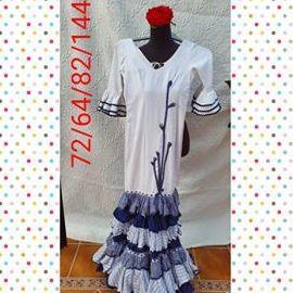 traje de flamenca modelo 200811