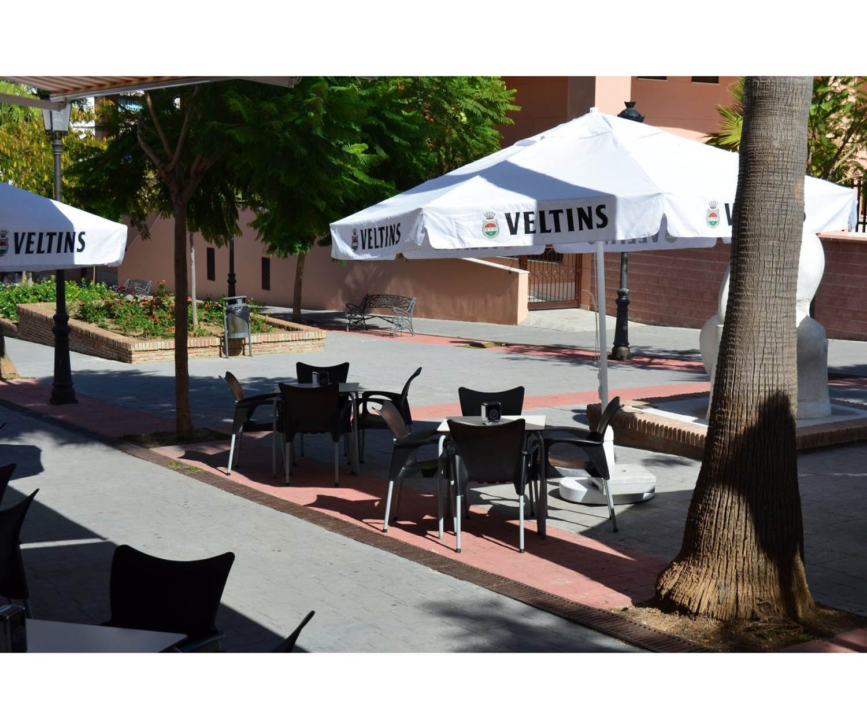 Disfruta de nuestras tapas y raciones en la terraza del Bar Troque, Estepona