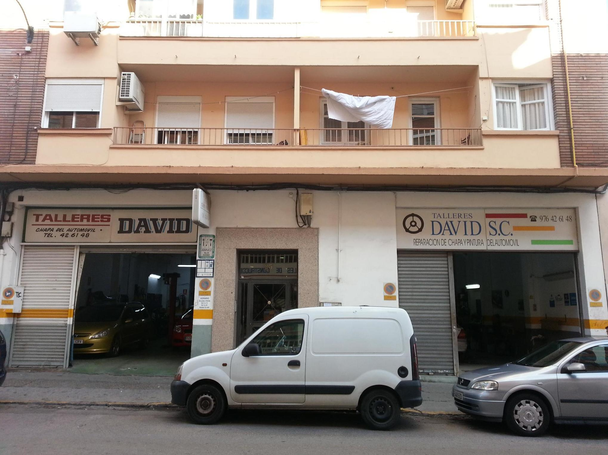Talleres David en Las Fuentes