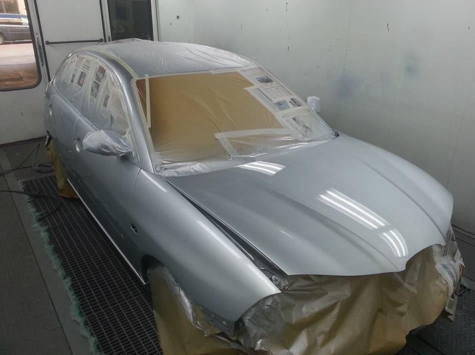 Pintura del automóvil