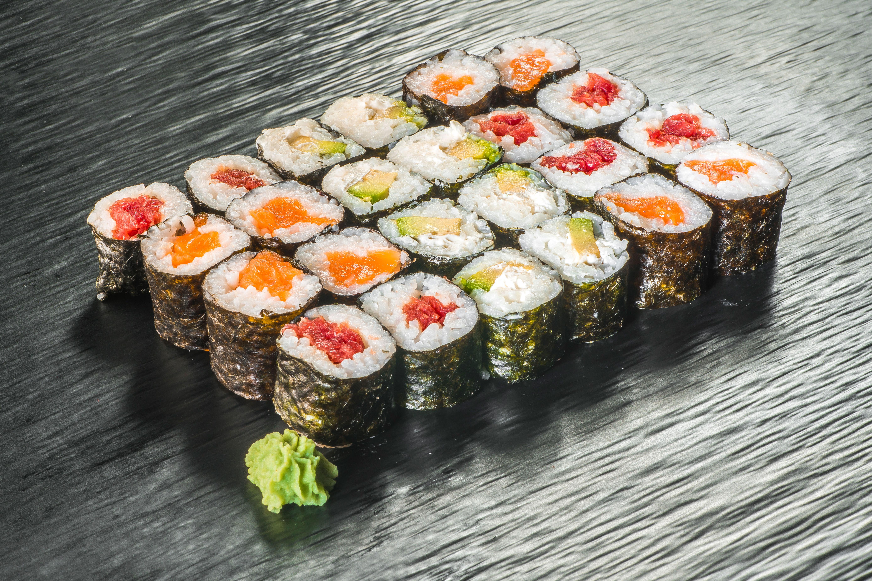 Maki mix 24: Carta de Restaurante Sowu