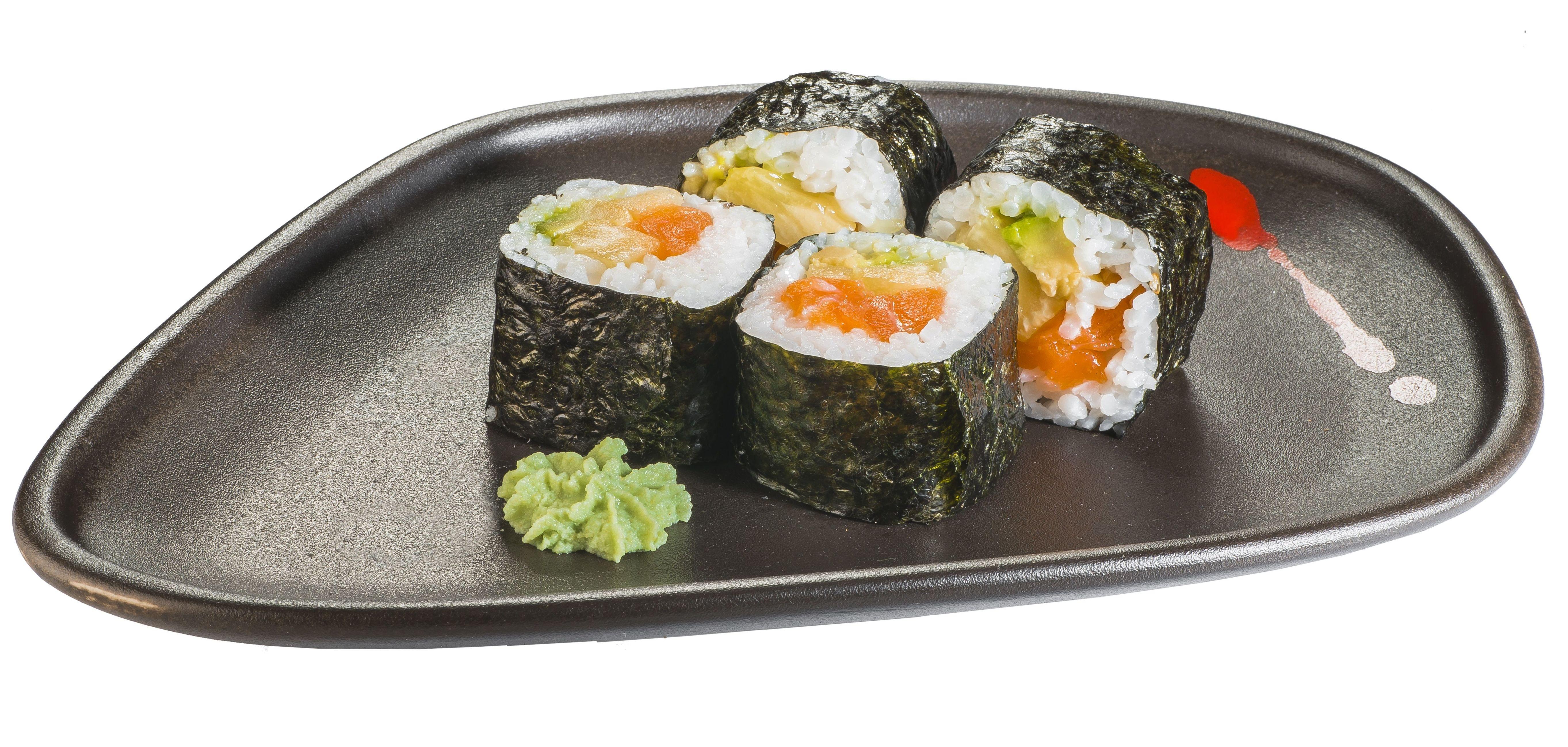 Fotomaki piña(8 ud) 6,50€: Carta de Restaurante Sowu