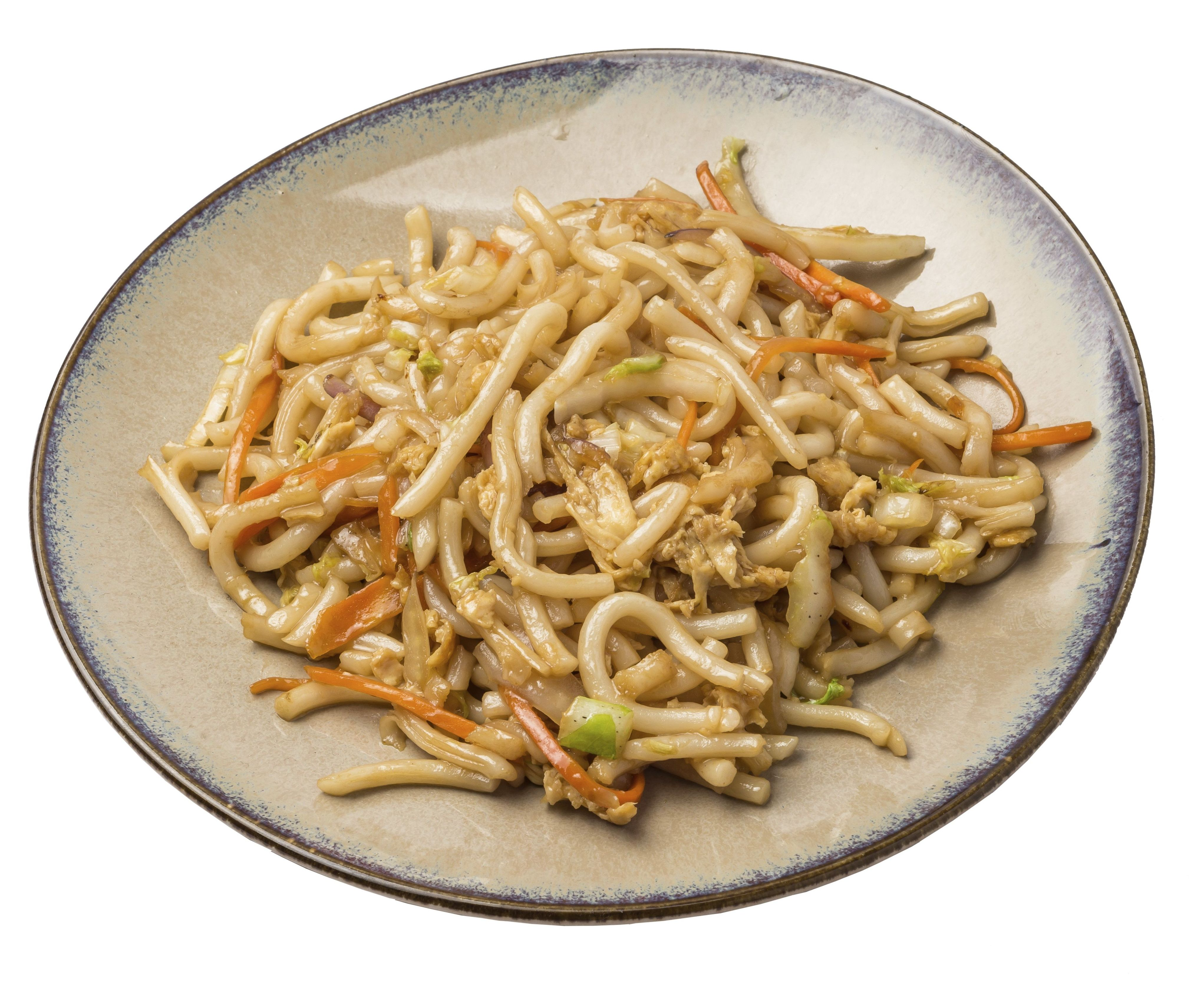 Udon frito con ternera  7,80€: Carta de Restaurante Sowu