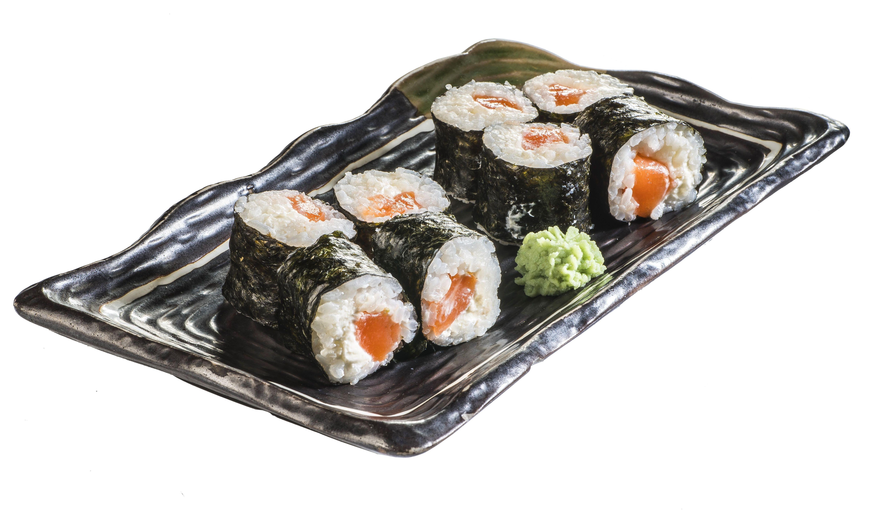 Maki salmón con queso  4,50€: Carta de Restaurante Sowu