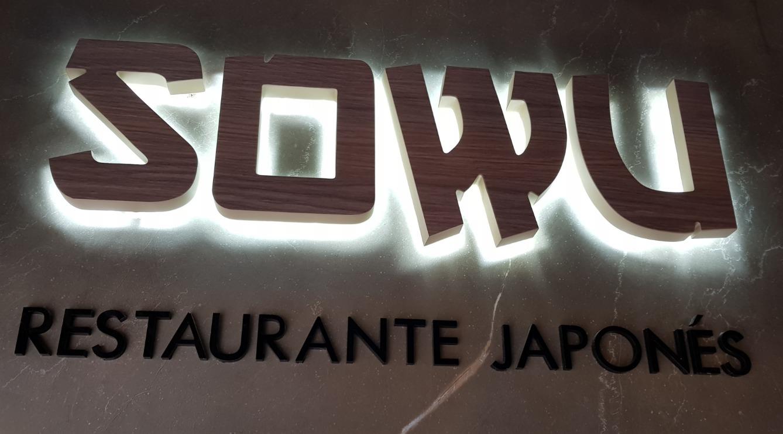 Restaurante de cocina japonesa en Valencia