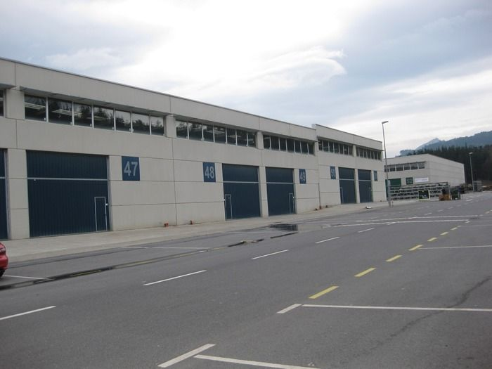 Naves industriales en Bilbao