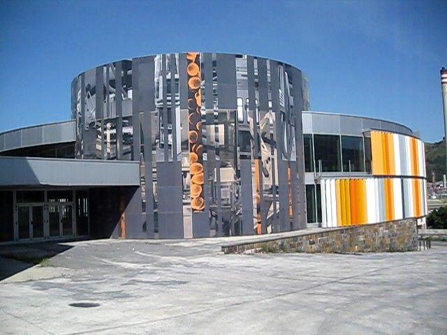 Construcción de pabellones en Bilbao