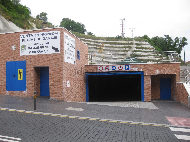 Venta y alquiler de garajes en Bilbao