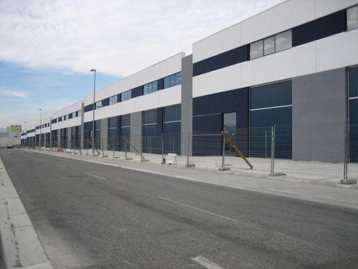 Construcción de naves industriales en Bilbao
