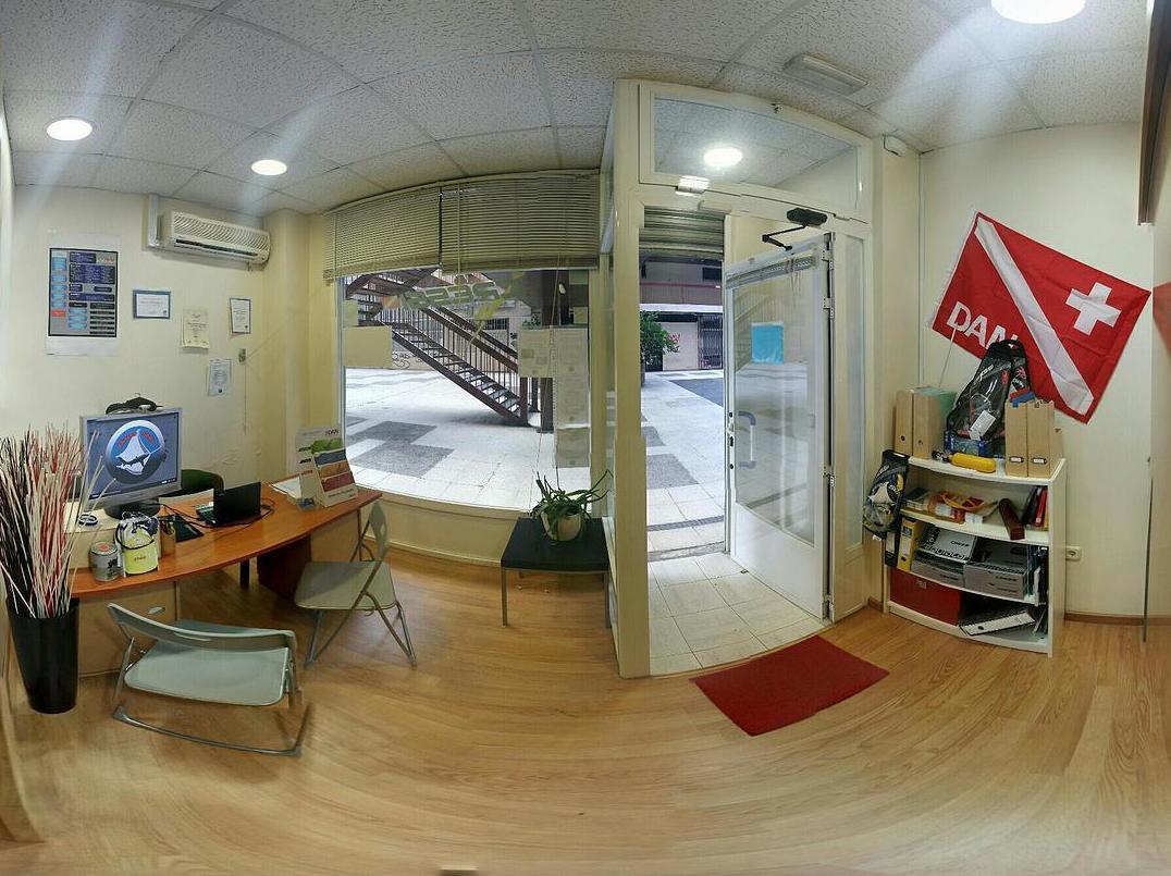 Instalaciones de Raya Sub
