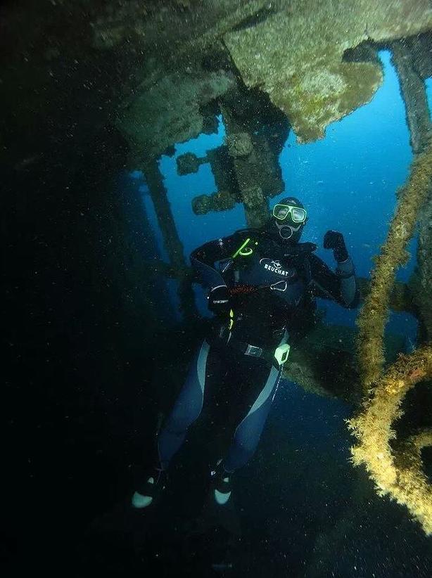 Salidas para la práctica de submarinismo