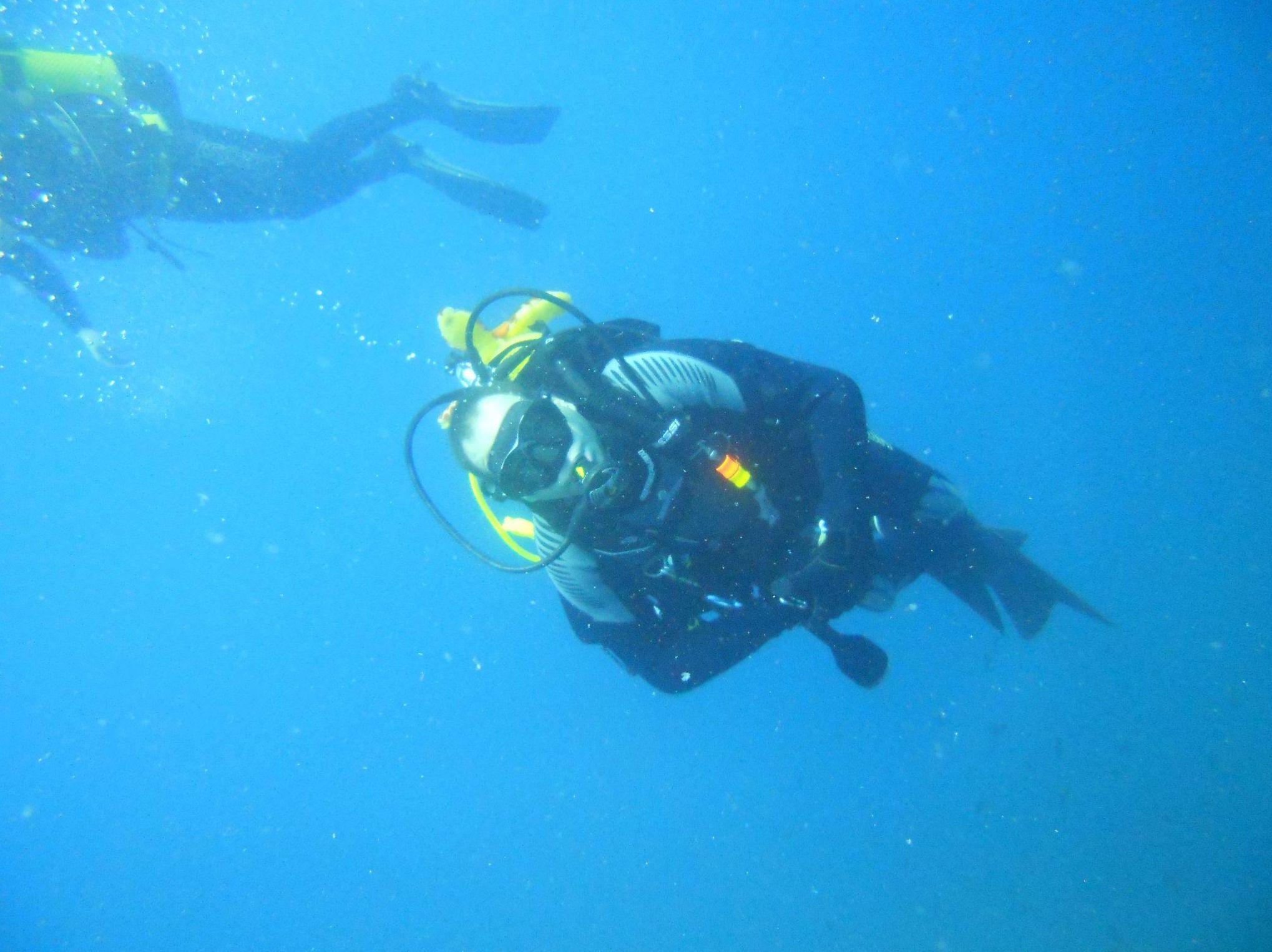 Inmersiones marinas