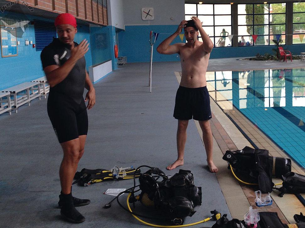 Open Water Diver en julio de 2014