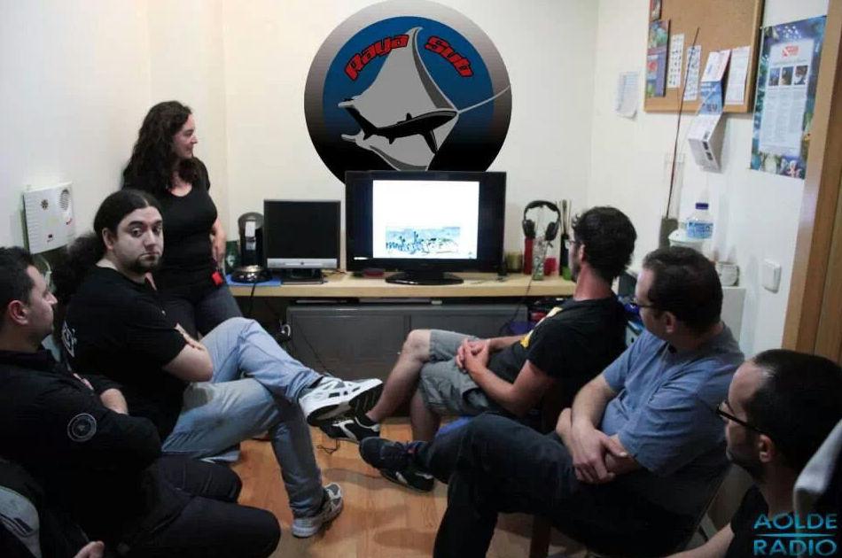 Seminario de tiburones, abril de 2014