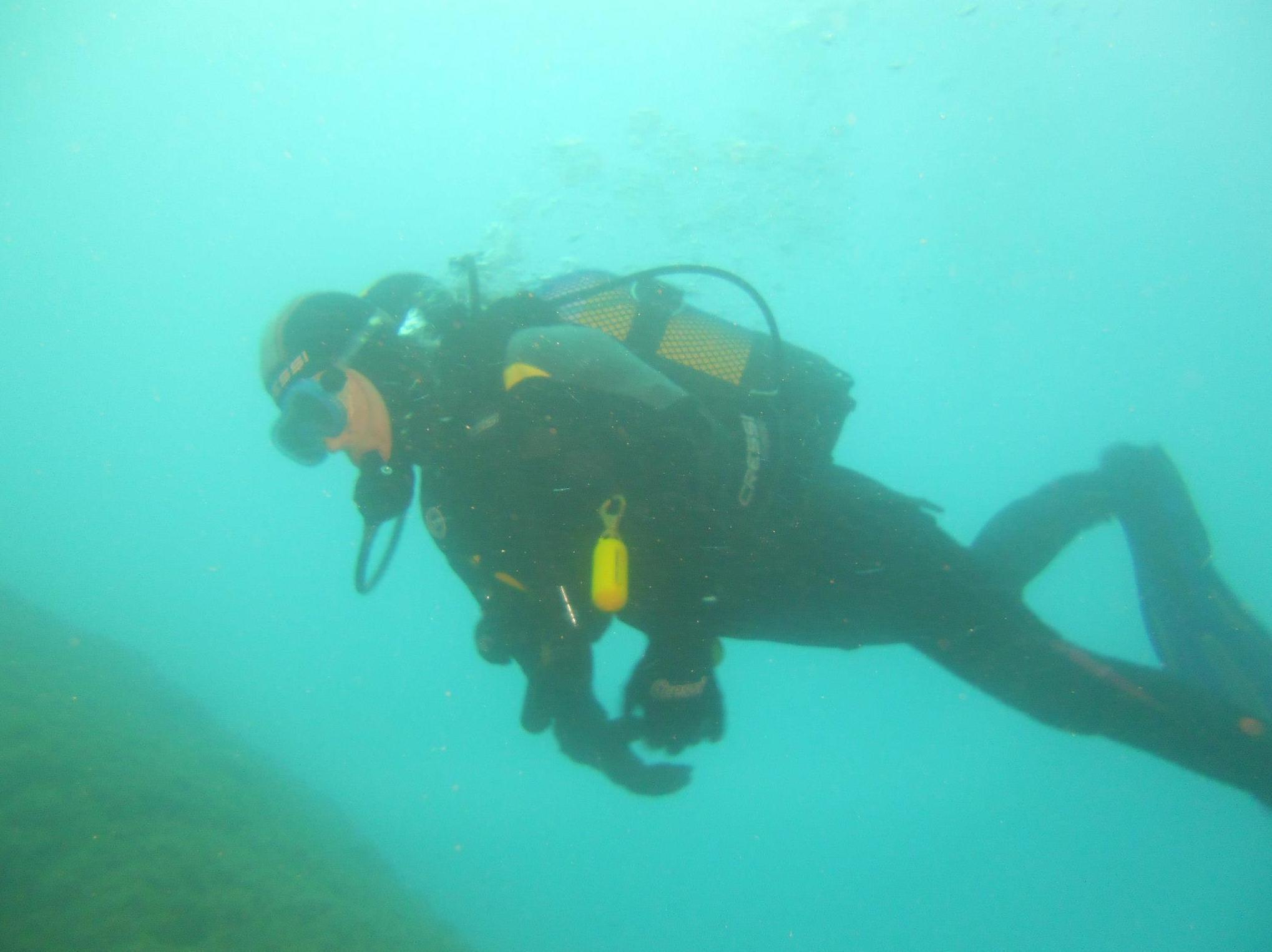 Amplia experiencia en cursos de submarinismo