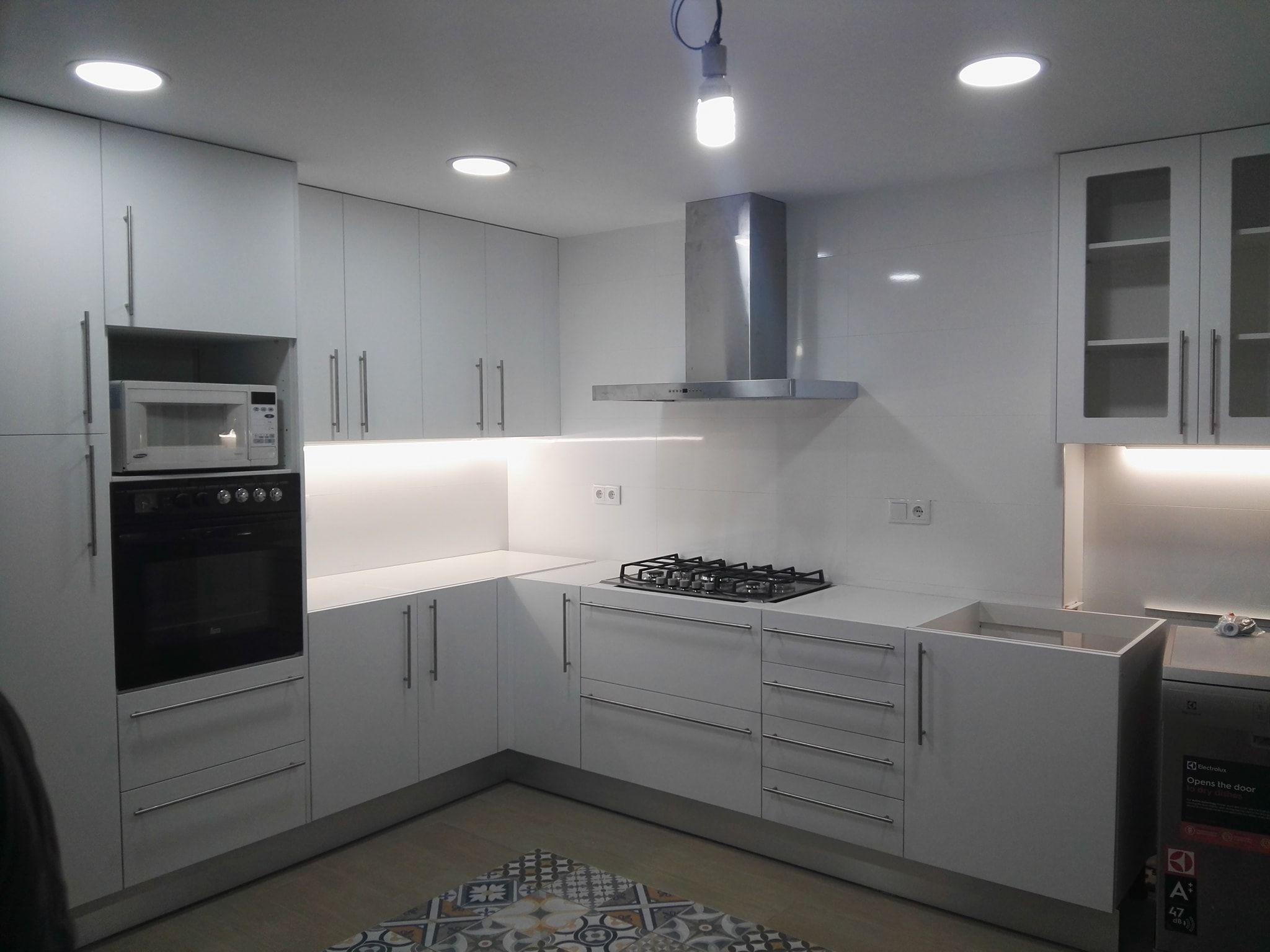Muebles de cocina y baño en Alicante