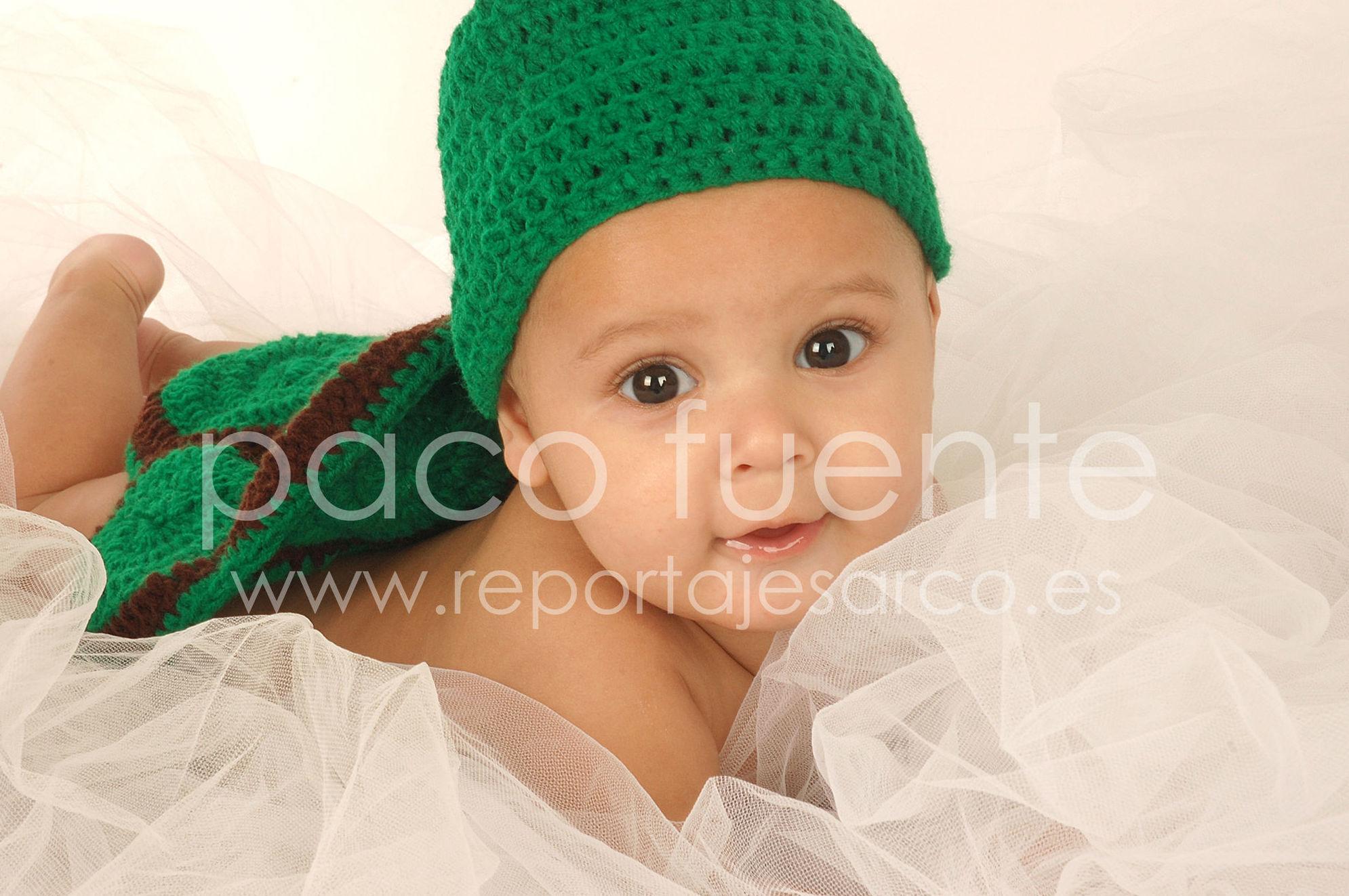 Fotografía de recién nacido en Burgos
