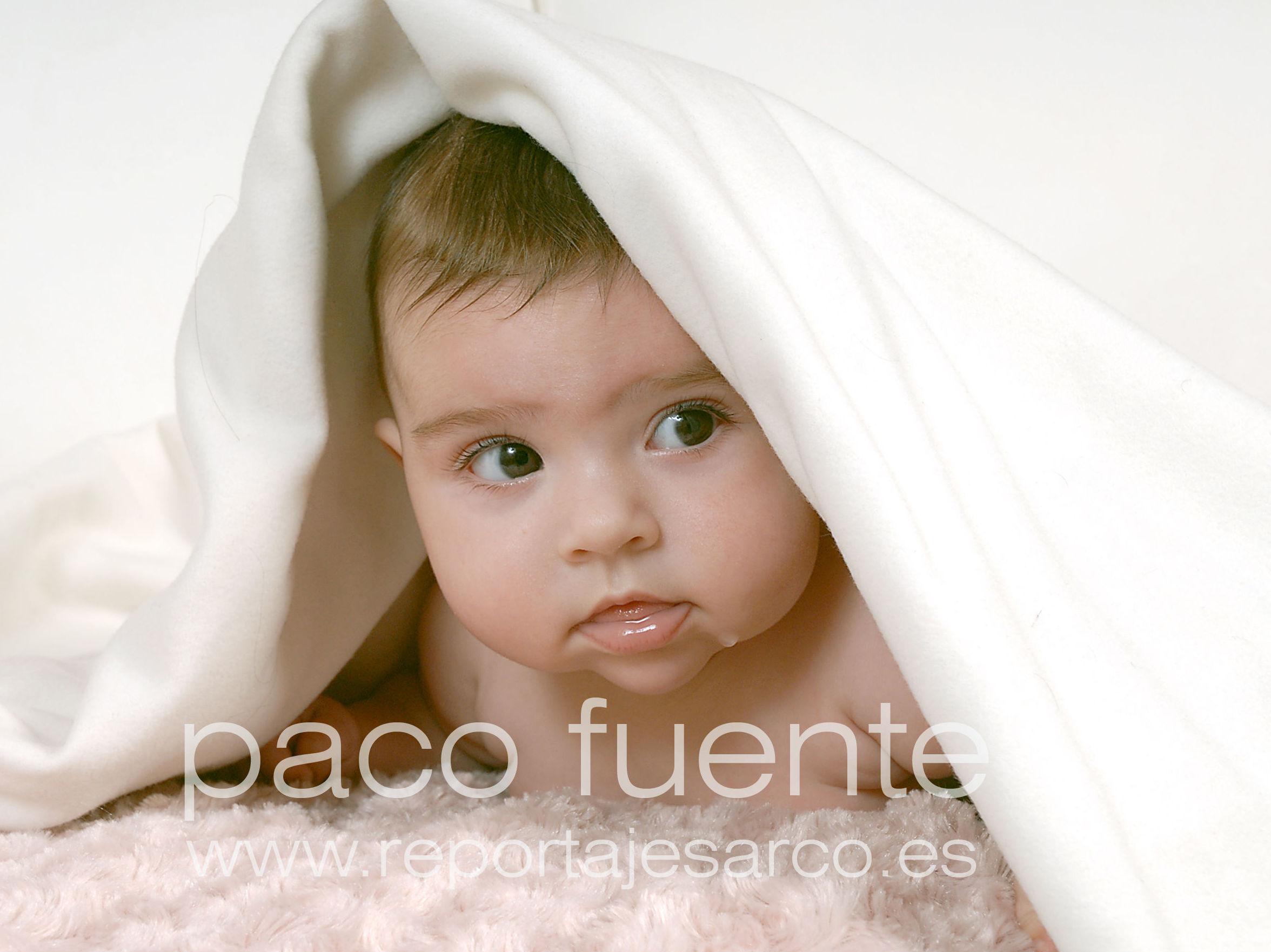 Fotógrafo en Burgos - Bebés -Recién nacidos