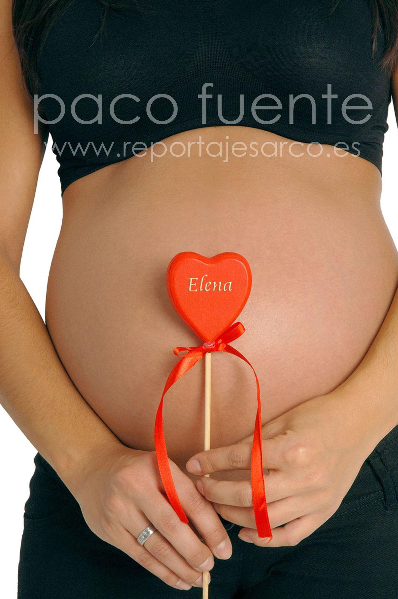 Fotografía de premamá / embarazada en Burgos