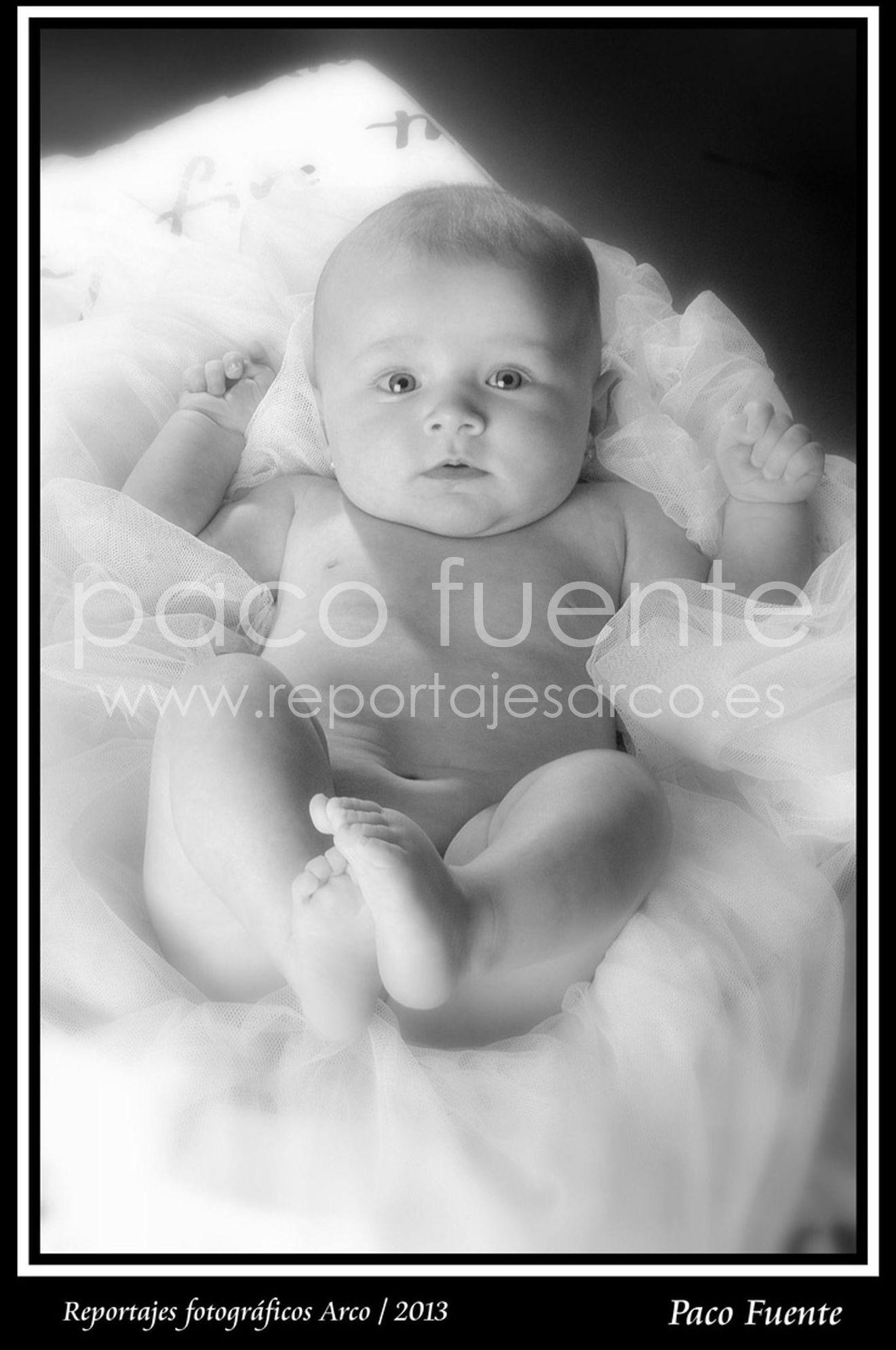 Fotografía de bebé en Burgos