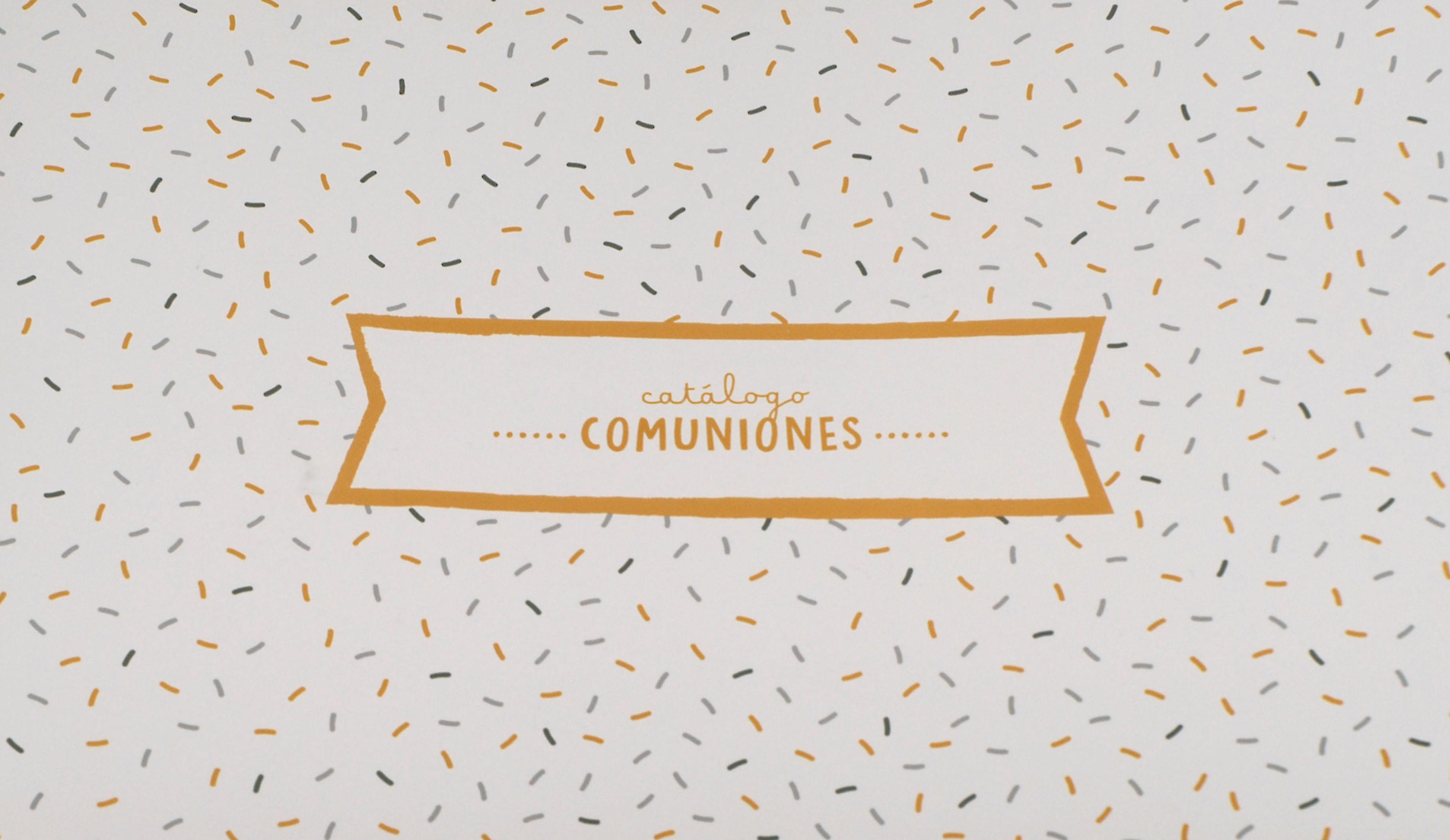 catálogo COMUNIONES - Fotografía de Primera Comunión en Burgos