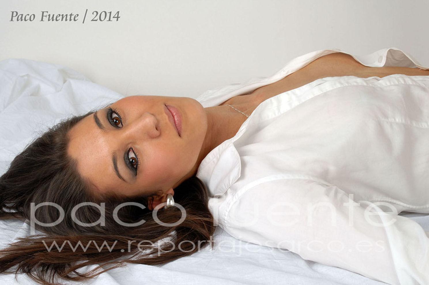 Fotografía de modelo femenino en Burgos