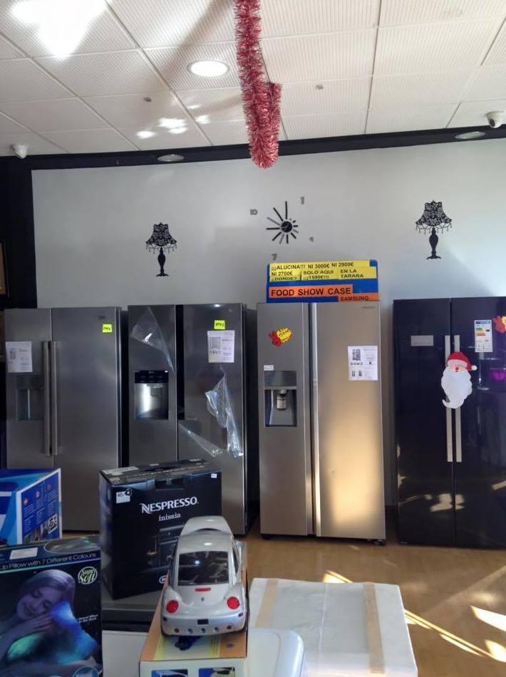 Foto 11 de Electrodomésticos en  | La Tarar'a