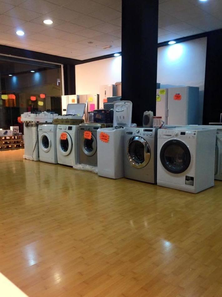 Electrodomésticos de primeras marcas muy rebajados en Torrent