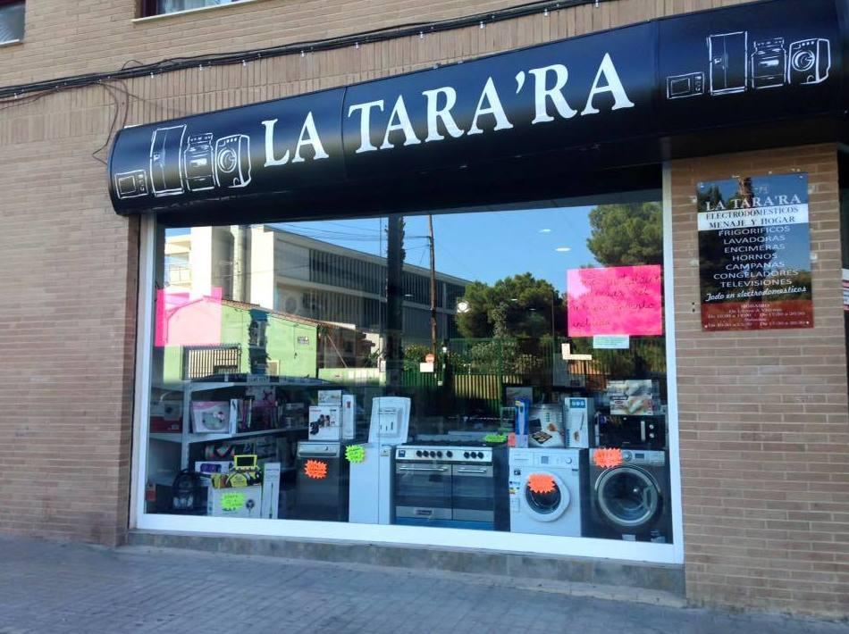 Tienda de electrodomesticos en Torrent (Valencia)