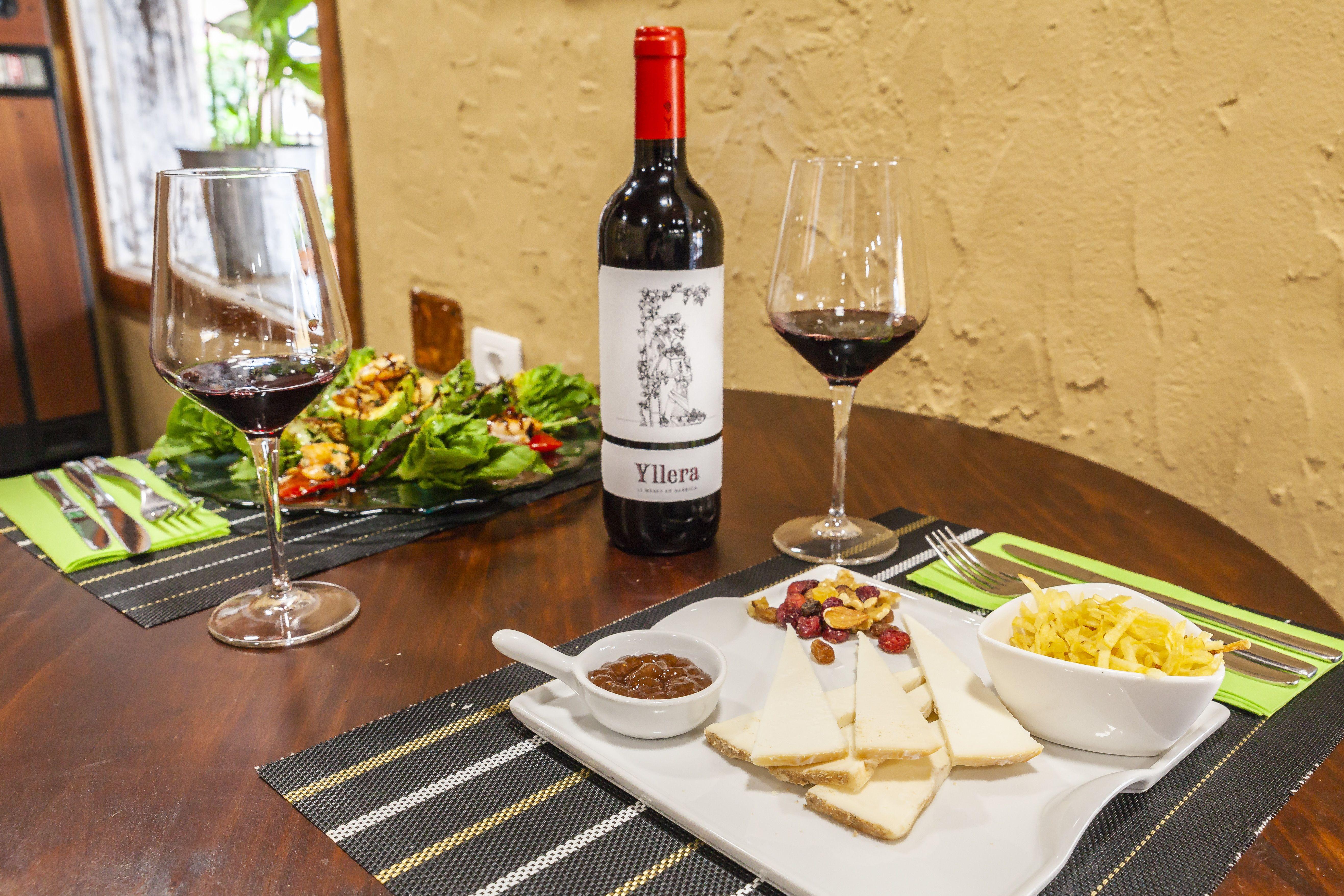 Gastronomía en La Orotava