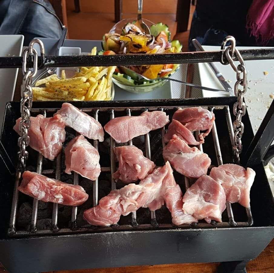 Bar especializado en parrillada de carne en La Orotava