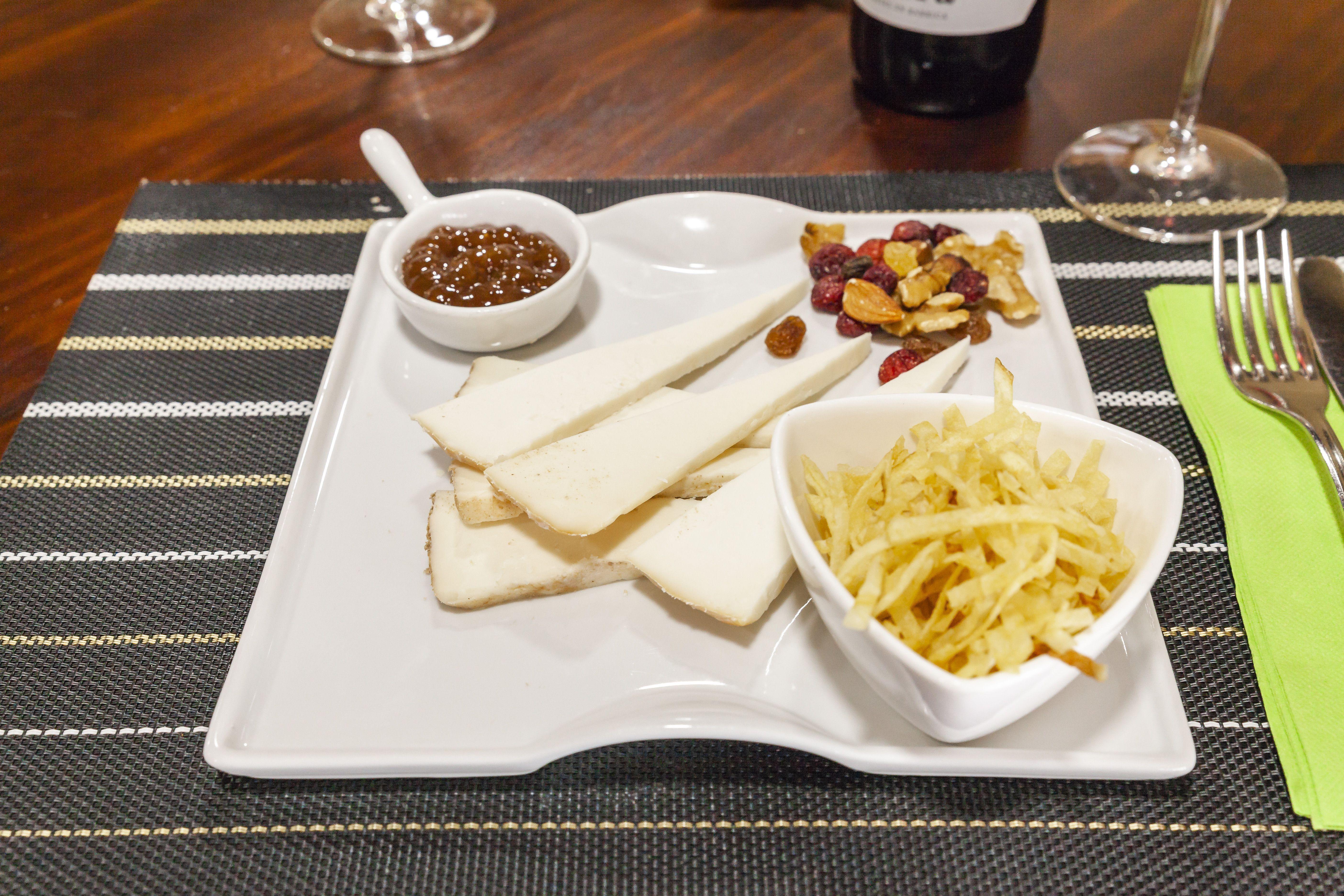 Desayunos, comidas y cenas en La Orotava