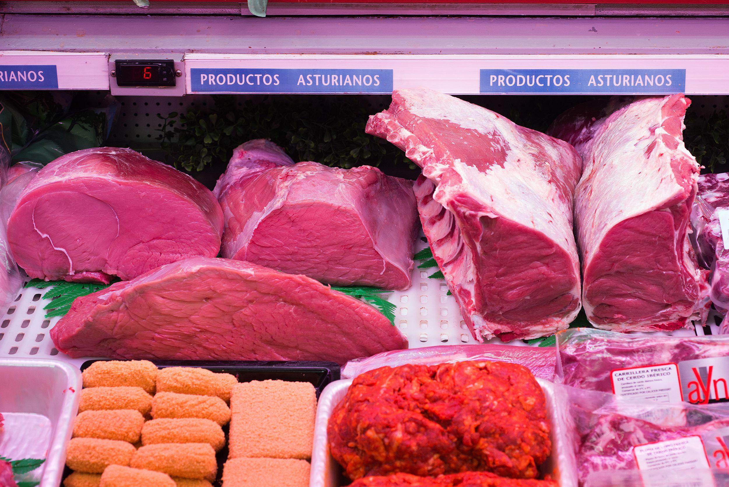 Productos asturianos en Oviedo