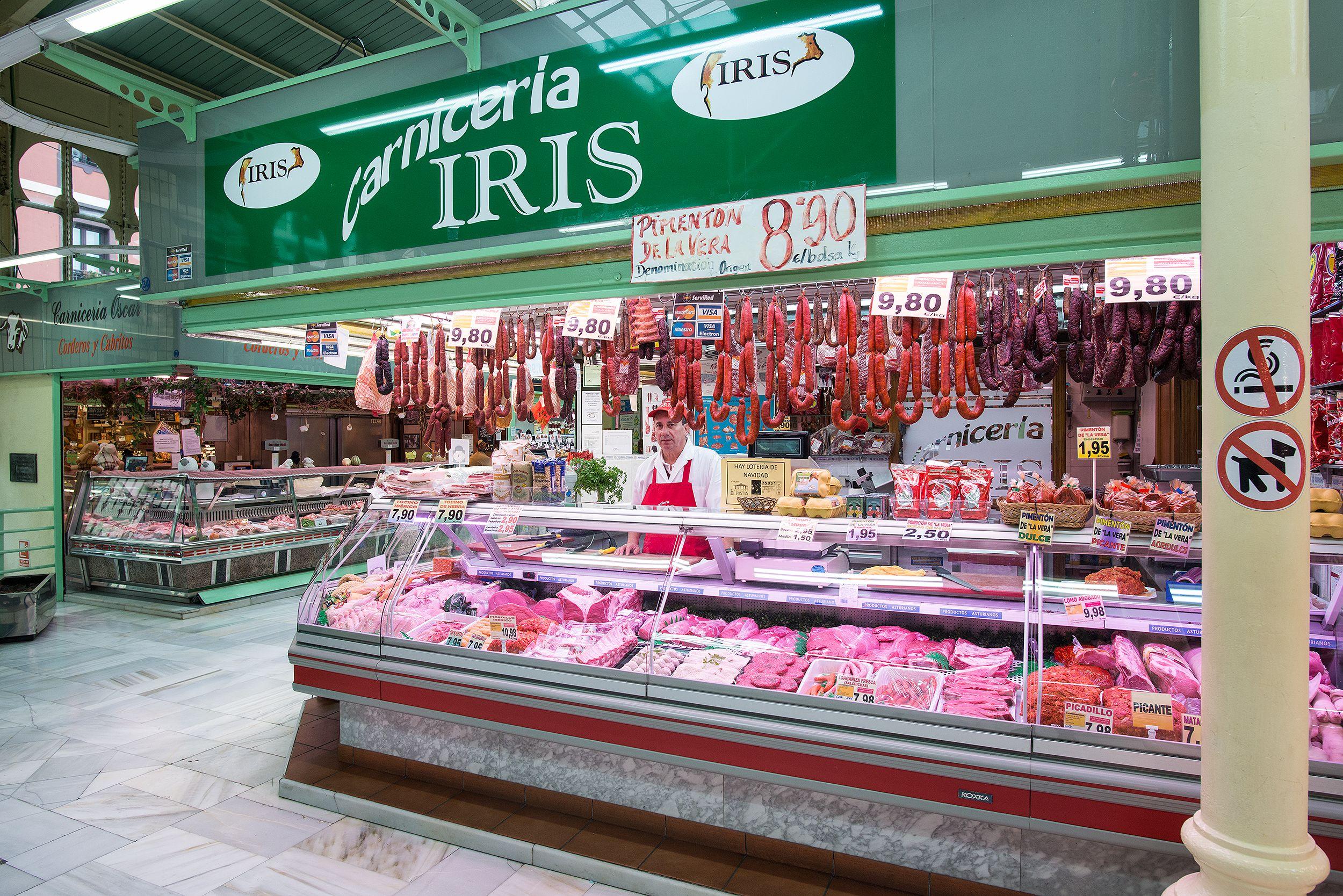 Carnicería Iris en Oviedo