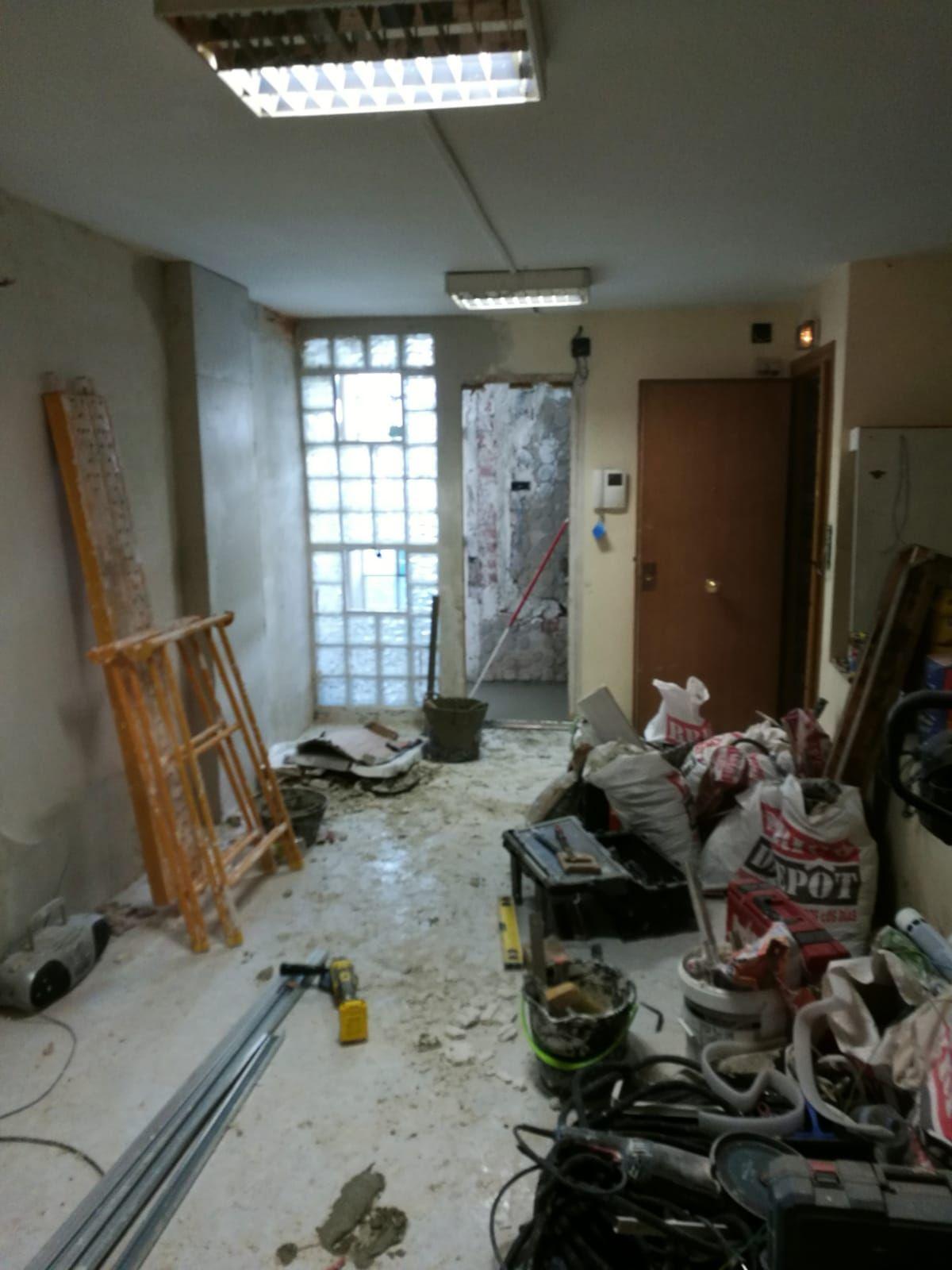 Reforma integral de pisos en Zaragoza