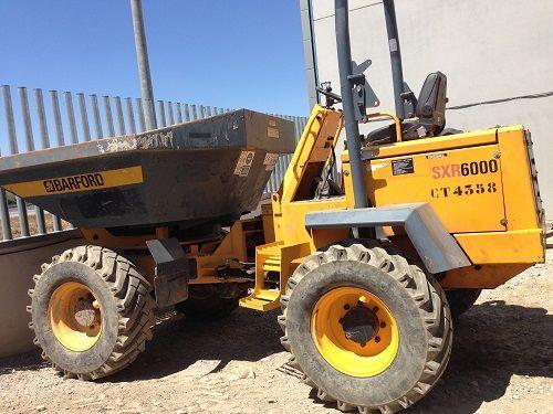Nuevo Dumper En Nuestras Instalaciones Berford Sxr 6000