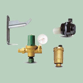 Calefacción, gas y ventilación: Productos  de Anzapack