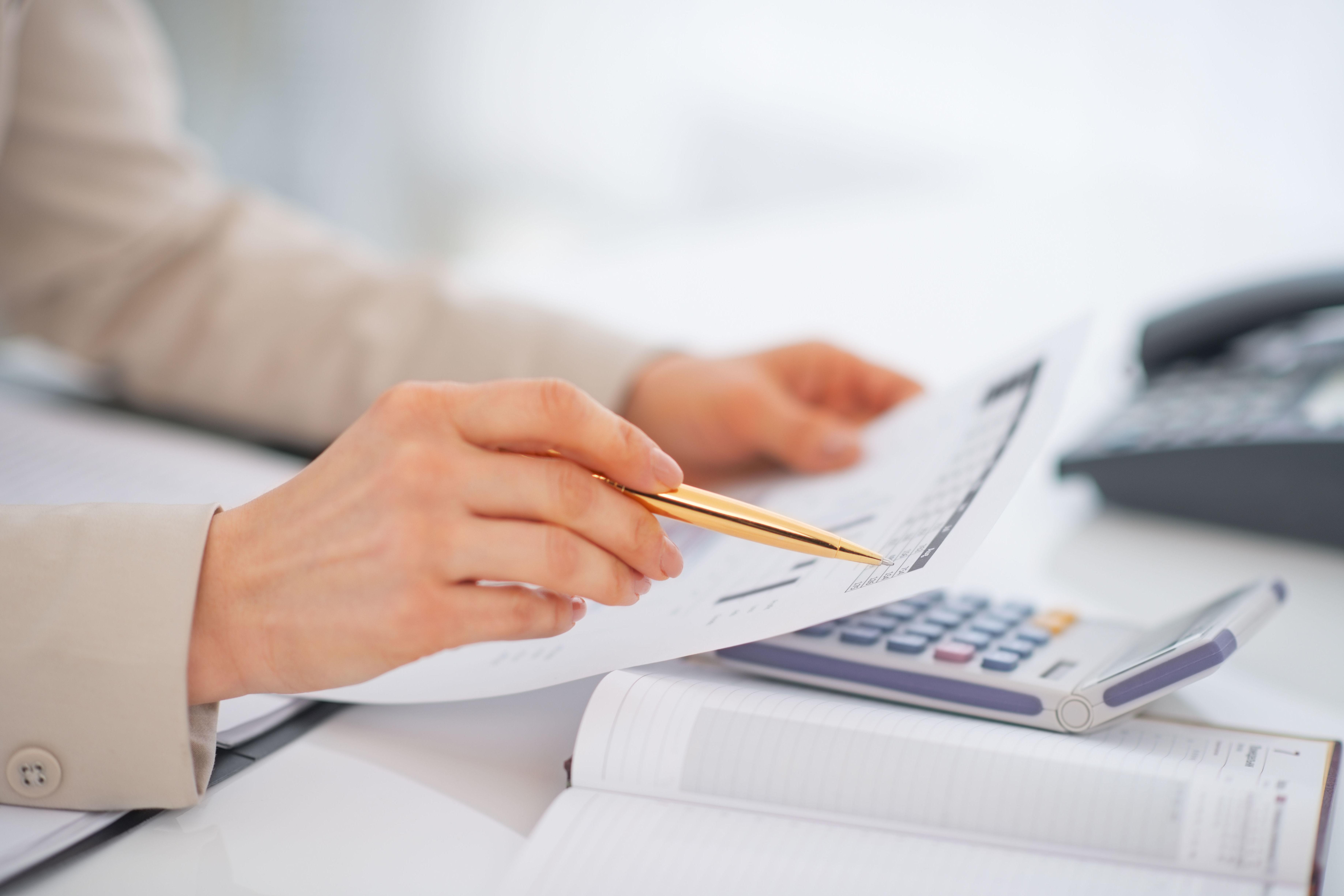 Asesoramiento contable: Servicios de Gestoría Álvarez del Valle