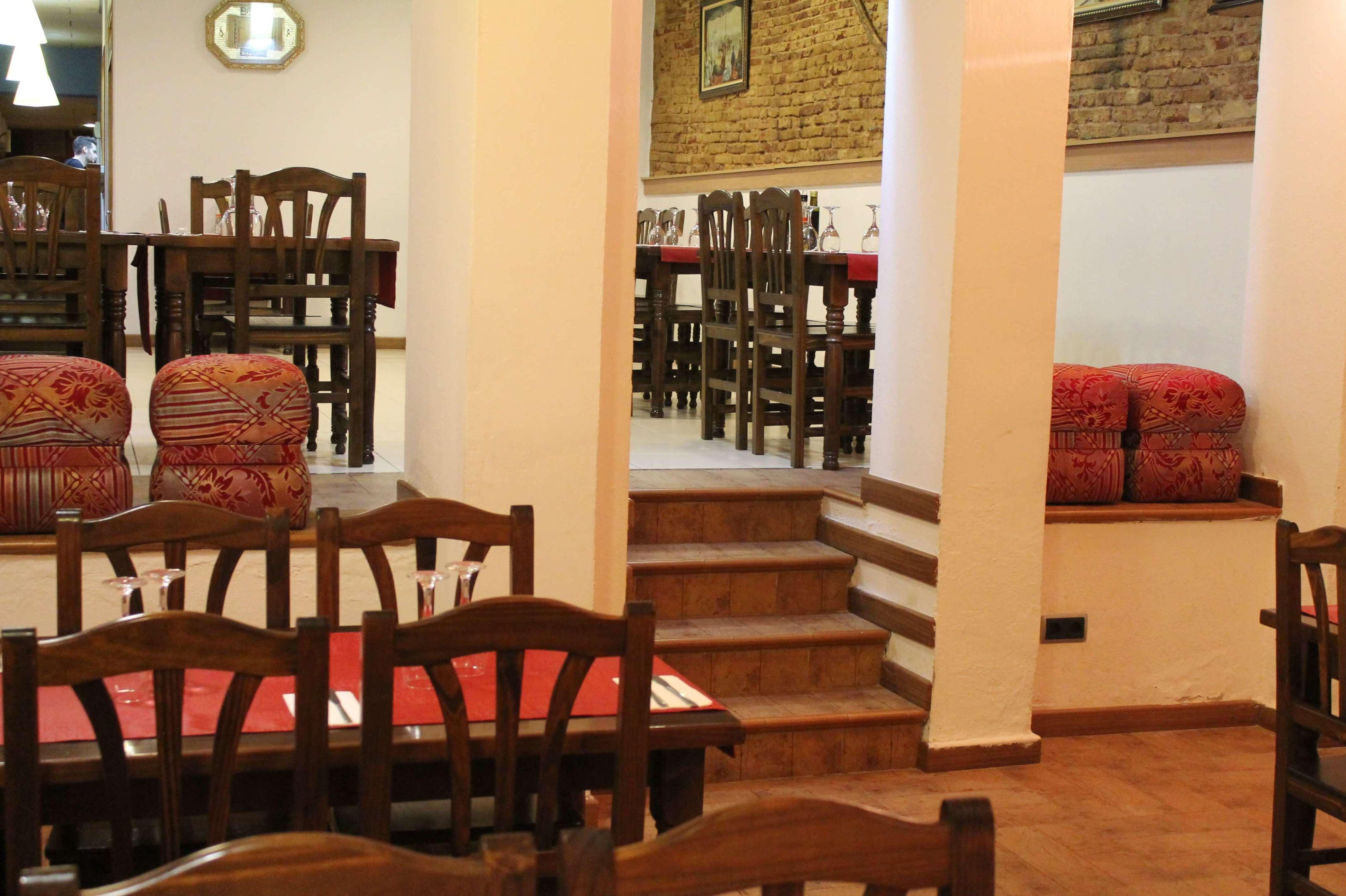 Sala interior 2 - Restaurante Mataró - Les Mil i Una Nits