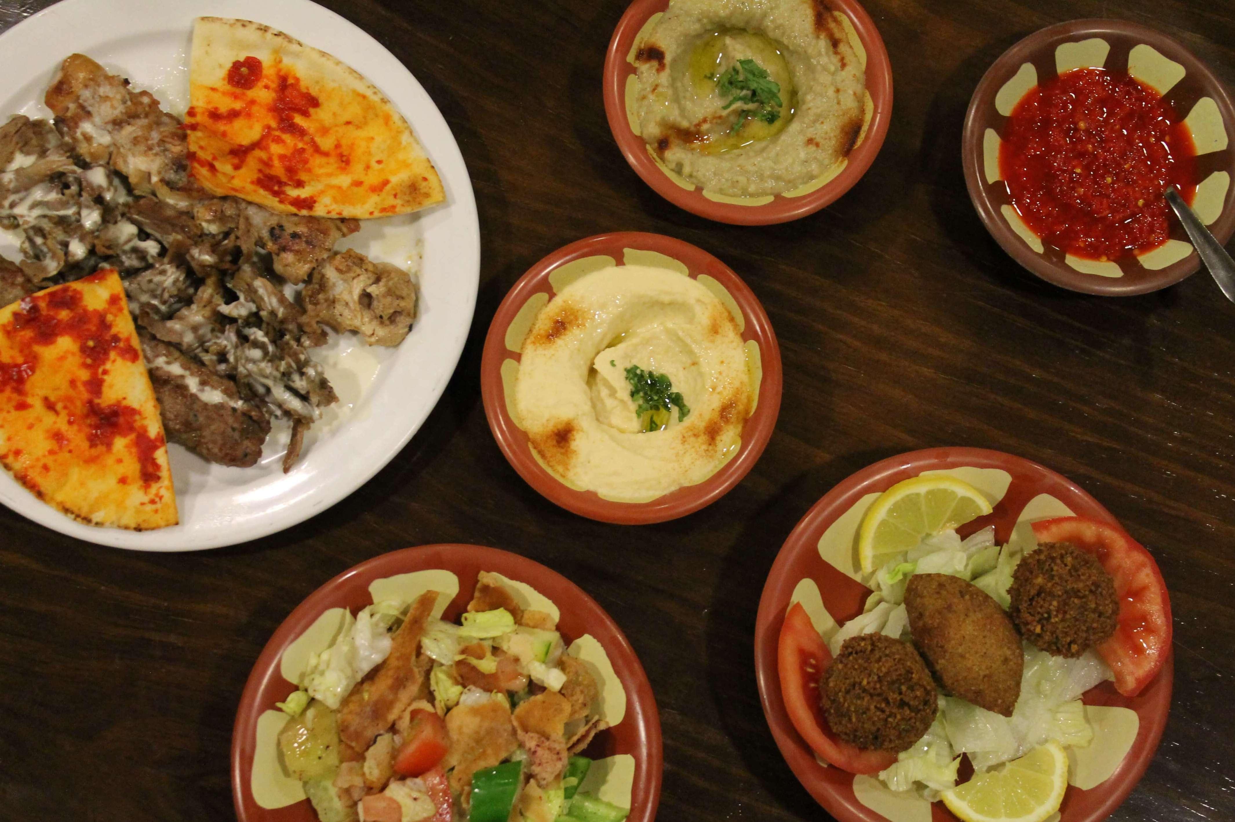 Menú diario 9,95: Menús de Les Mil i Una Nits