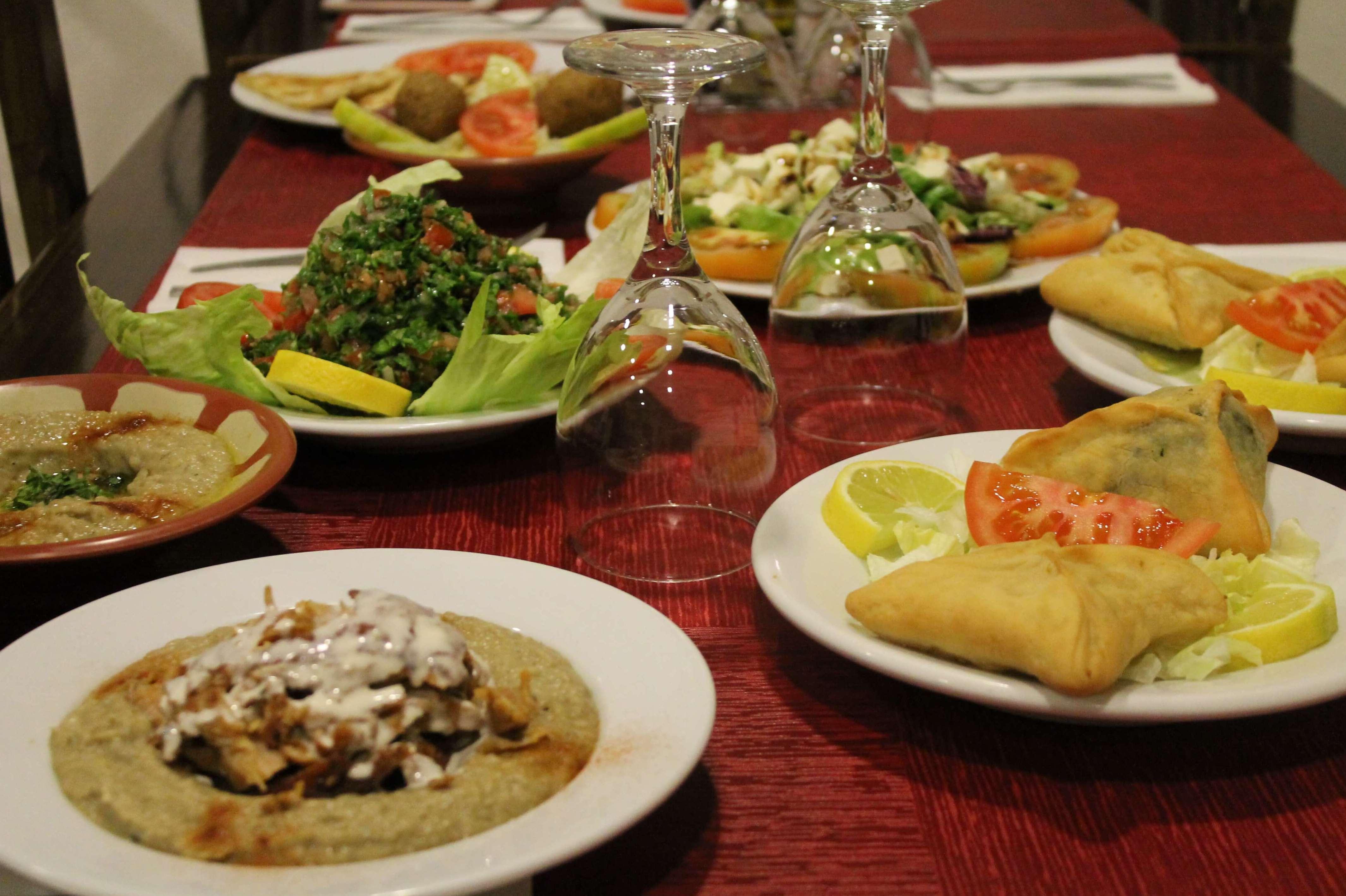 Menú Degustación - Restaurante Mataró - Les Mil i Una Nits