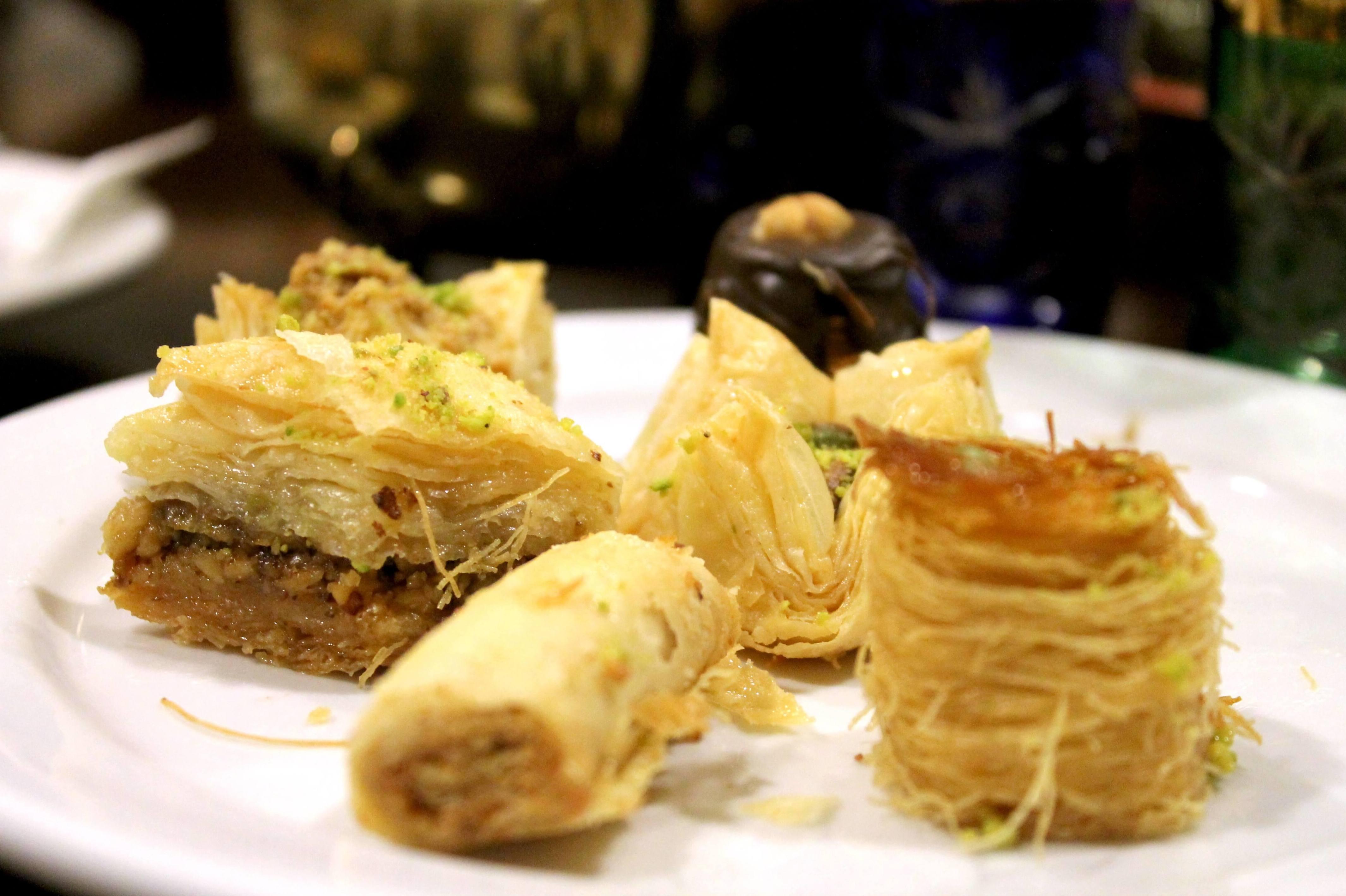 Pastas Libansas - Restaurante Mataró - Les Mil i Una Nits