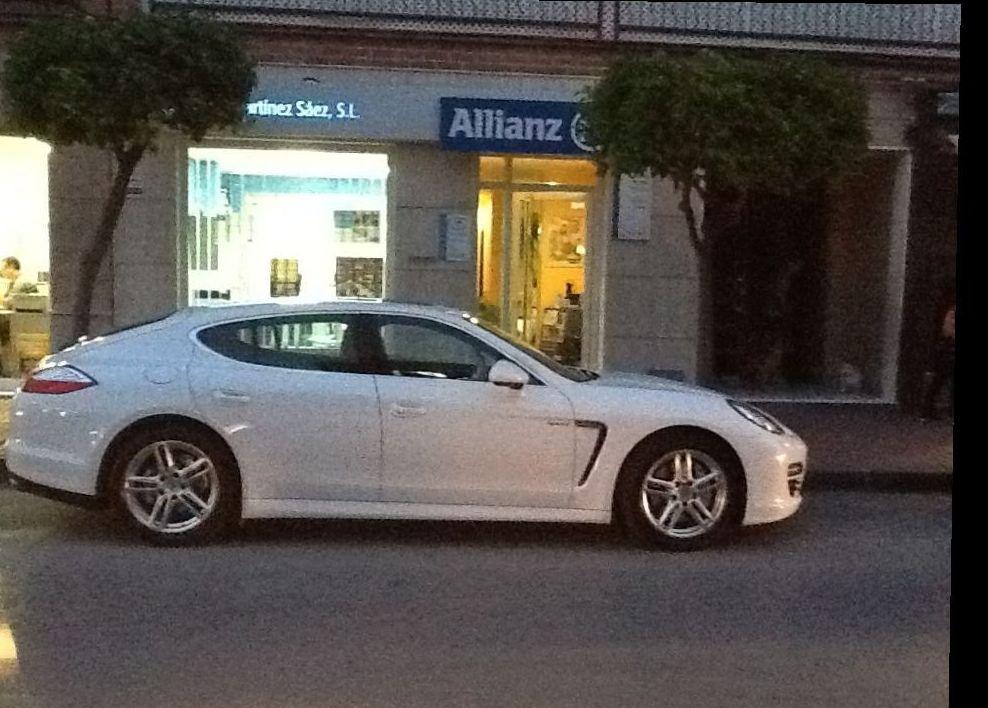 Seguros de automóvil en Murcia
