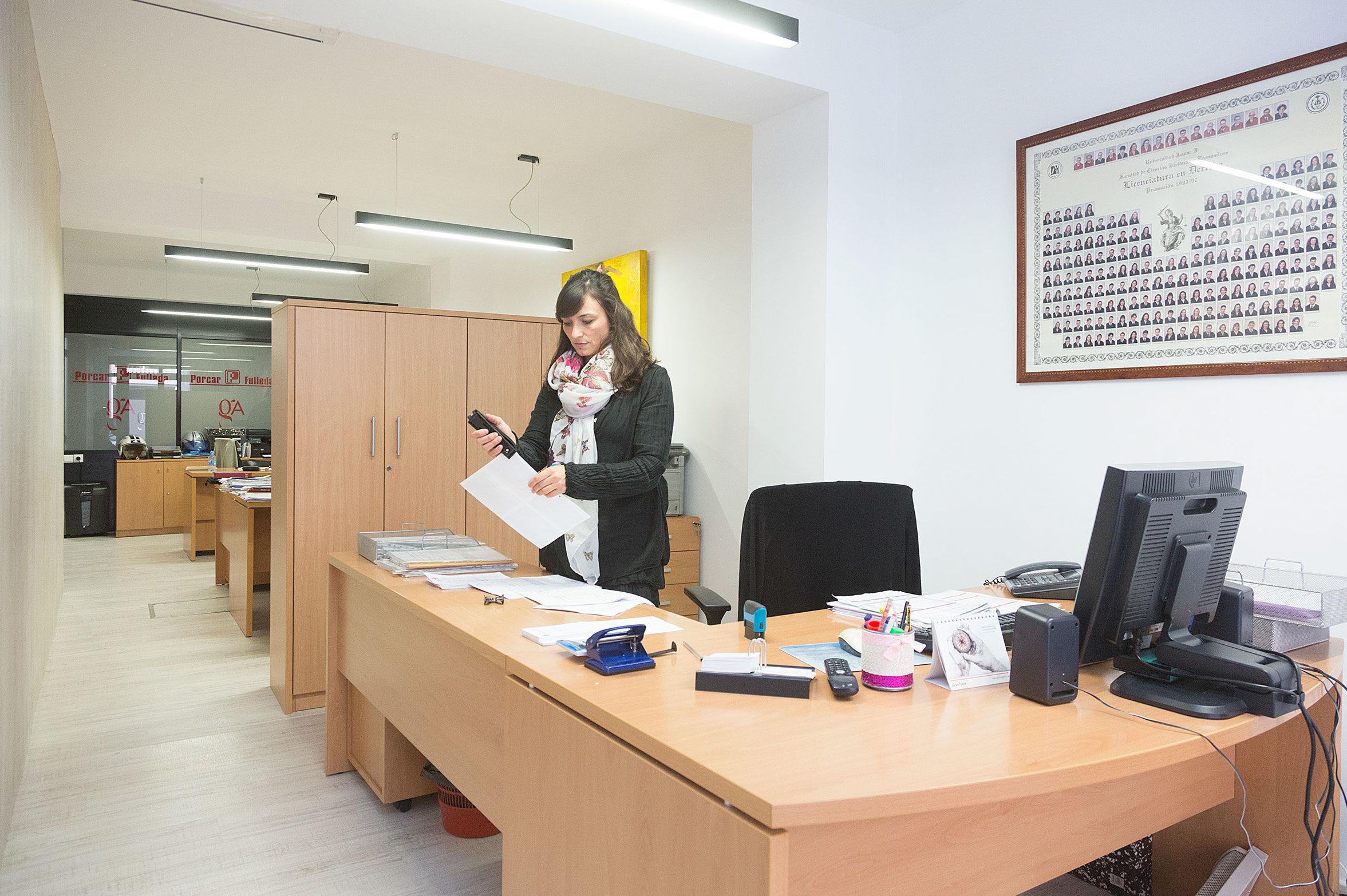 Foto 12 de Gestorías administrativas en Castellón / Castelló de La Plana | Gestors Associats Porcar Fulleda