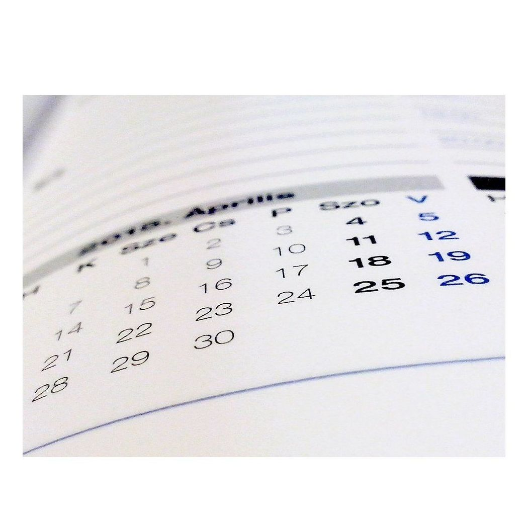 Calendario del contribuyente