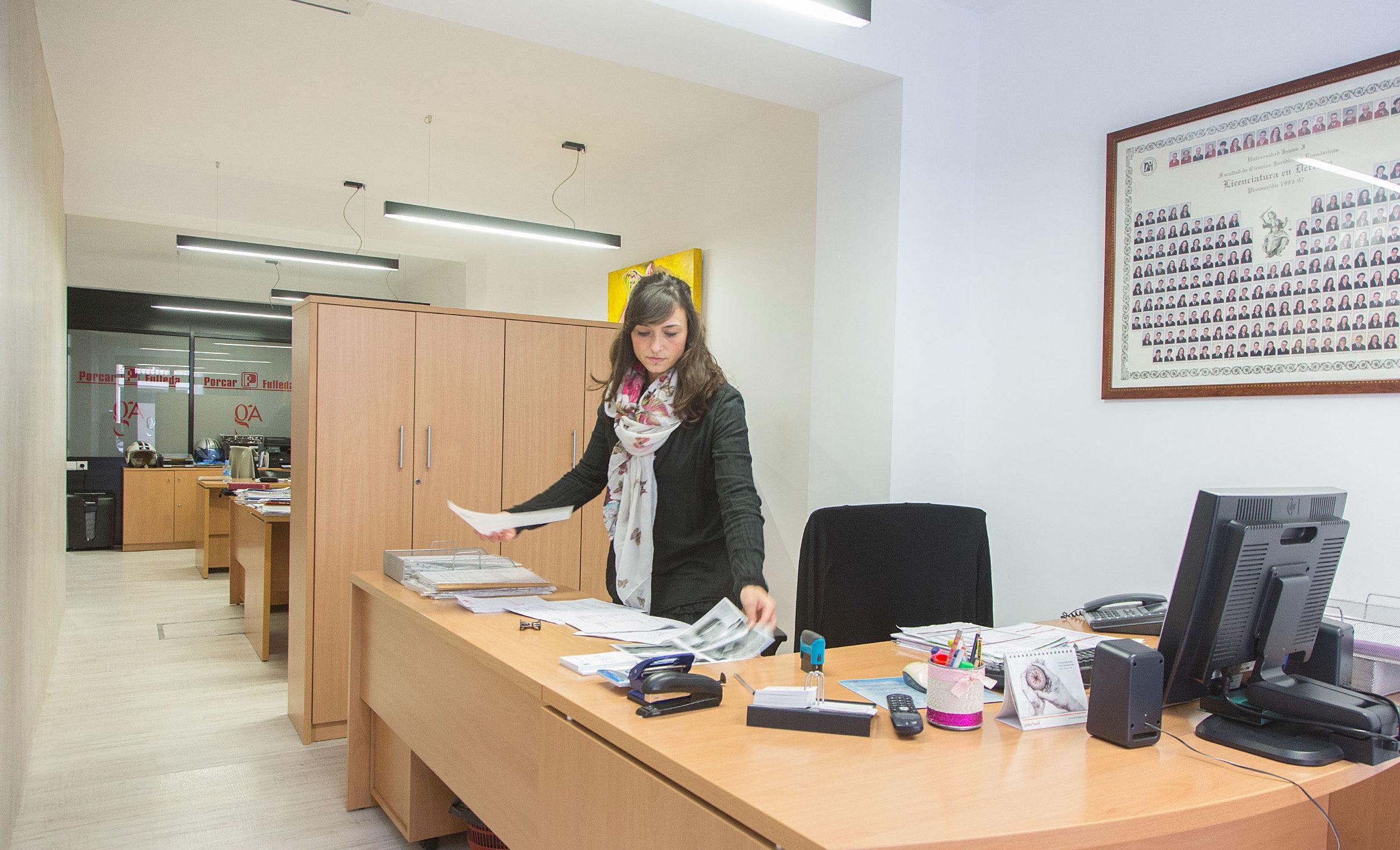 Foto 11 de Gestorías administrativas en Castellón / Castelló de La Plana | Gestors Associats Porcar Fulleda