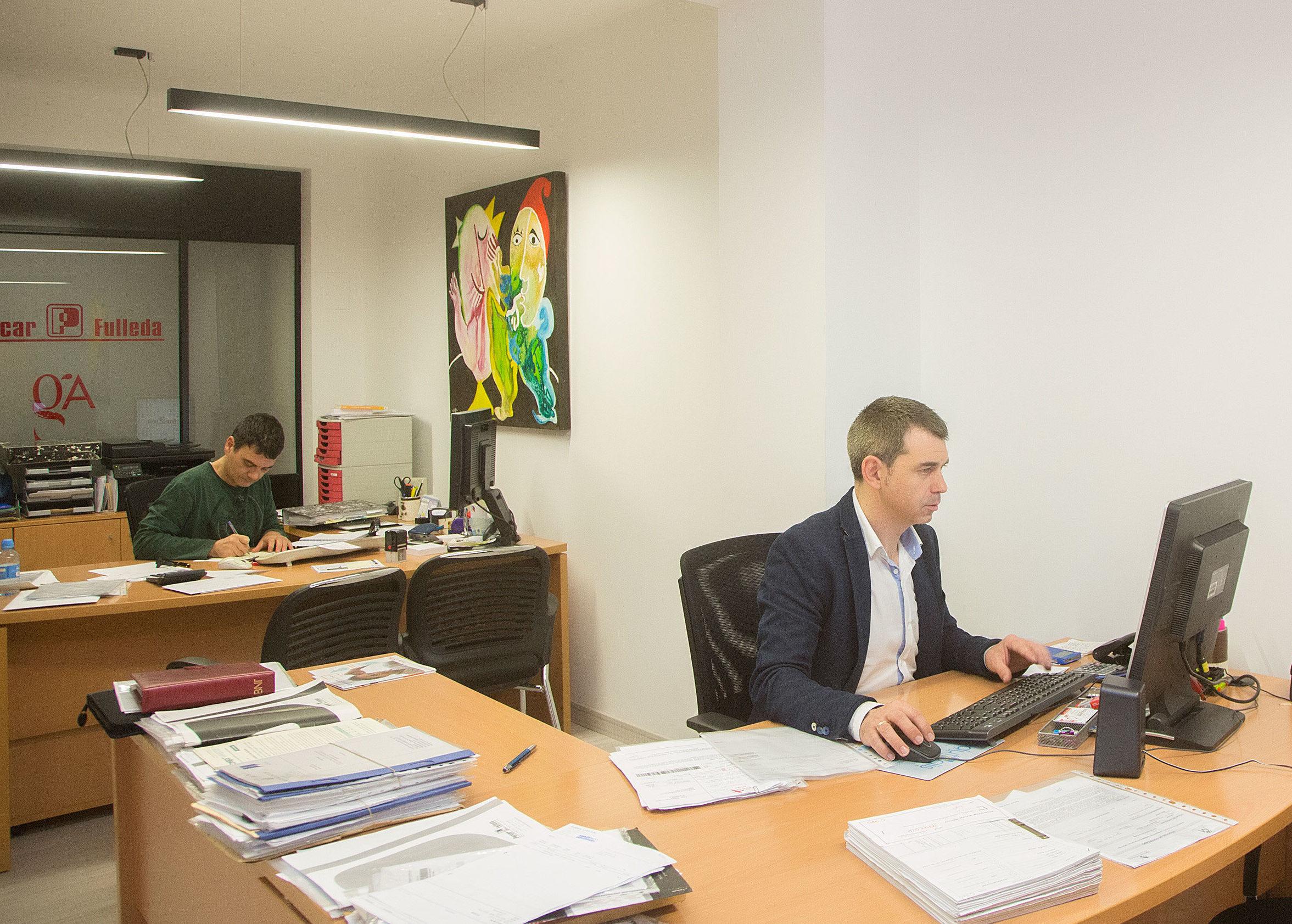 Foto 24 de Gestorías administrativas en Castellón / Castelló de La Plana | Gestors Associats Porcar Fulleda