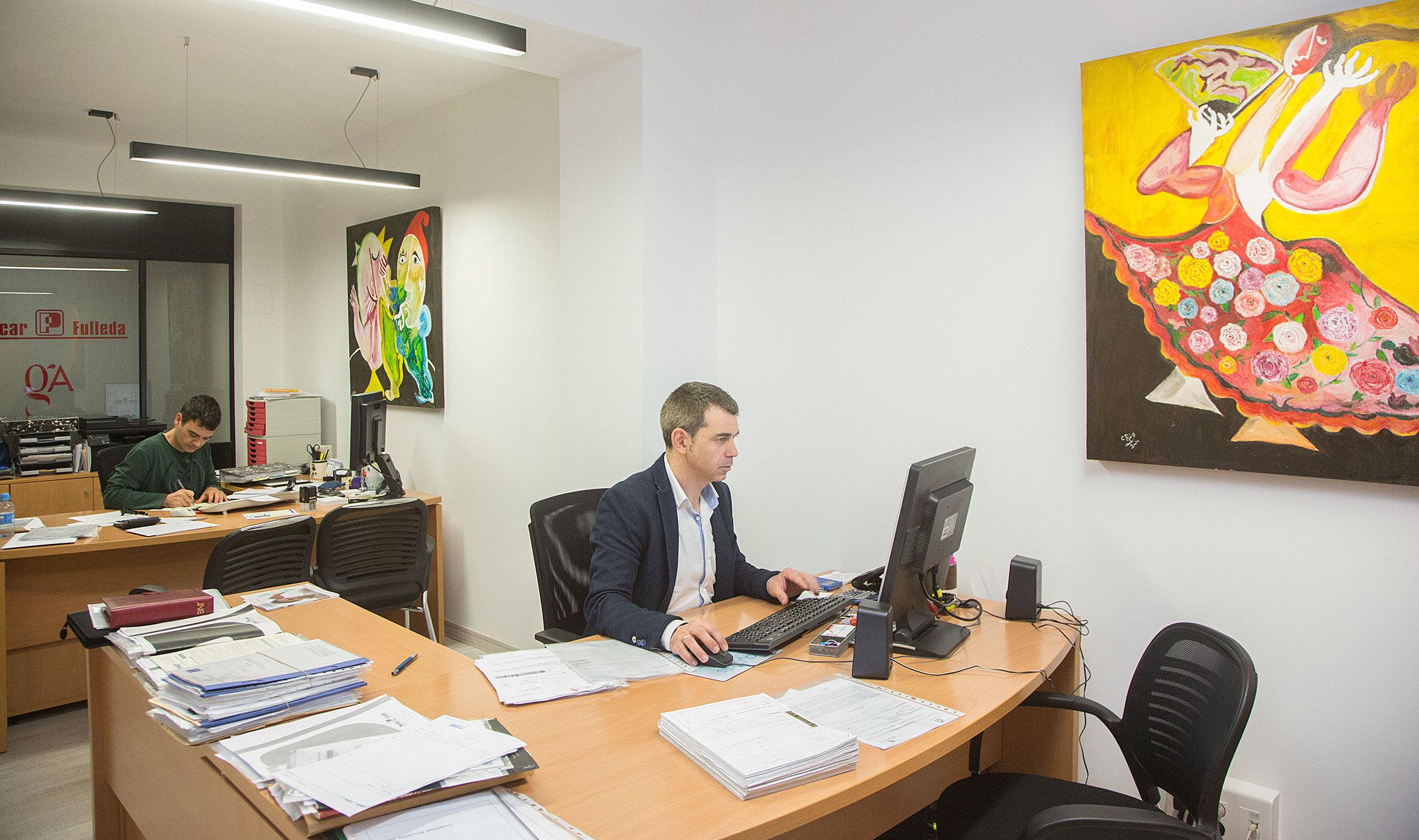 Foto 20 de Gestorías administrativas en Castellón / Castelló de La Plana | Gestors Associats Porcar Fulleda
